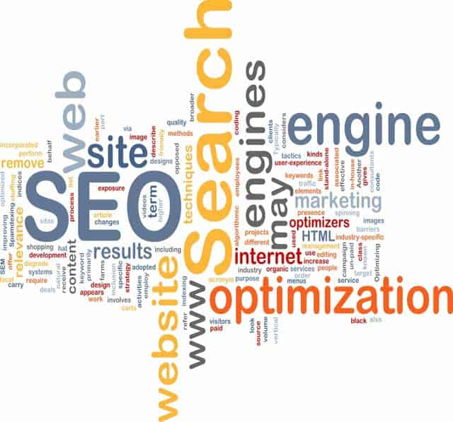 Image of SEO Searche Engine Optimization Off-Page